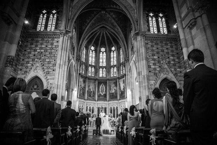 Wedding churche - Boda religiosa