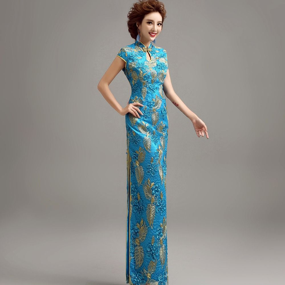 Pretty Cheongsam Wedding Dress Gallery - Wedding Ideas - memiocall.com