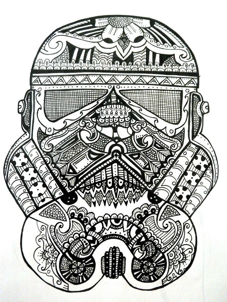 Imperial Storm Trooper Tattoo #starwars | nerd corner | Pinterest