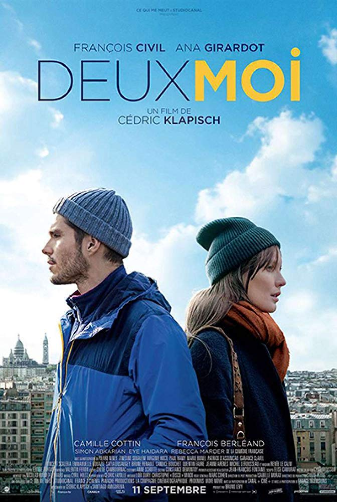 Deux Moi France 2019 English Title Someone Somewhere Two Lonely People Who Live Next Door To Each Other And Pass Each Francois Civil Film Films Complets
