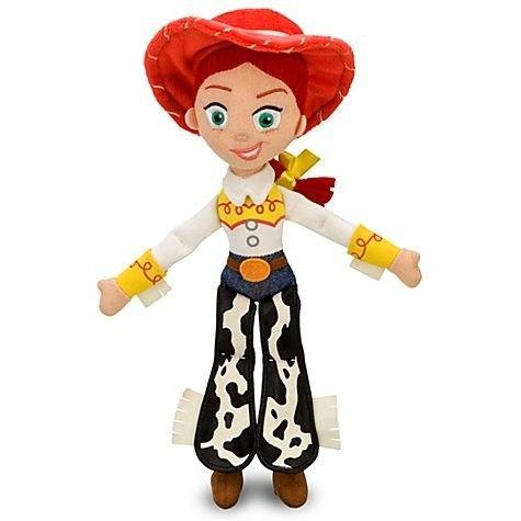Toy Story - Jessie Plush on www.amightygirl.com  b0b8186e6f9