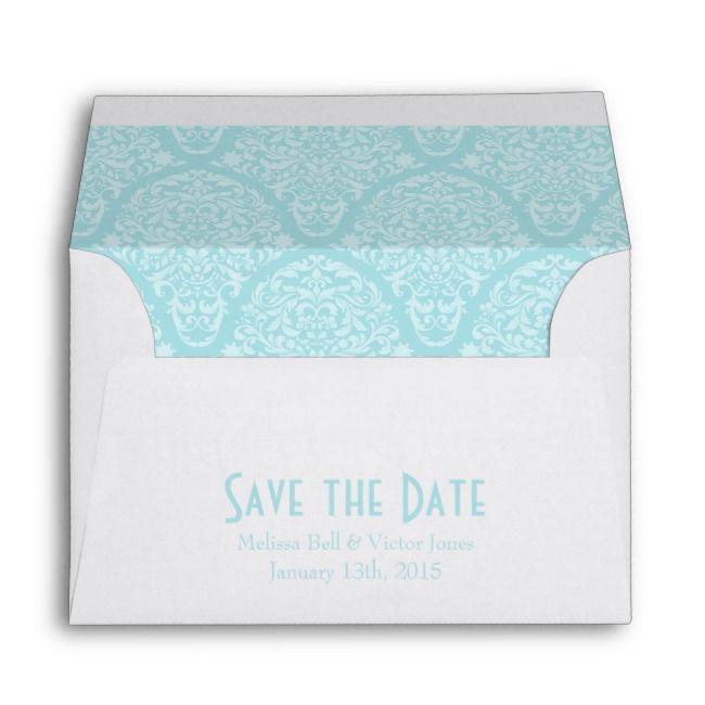 Create Your Own Envelope Zazzle Com Printing Wedding Invitations Custom Printed Envelopes Custom Envelopes