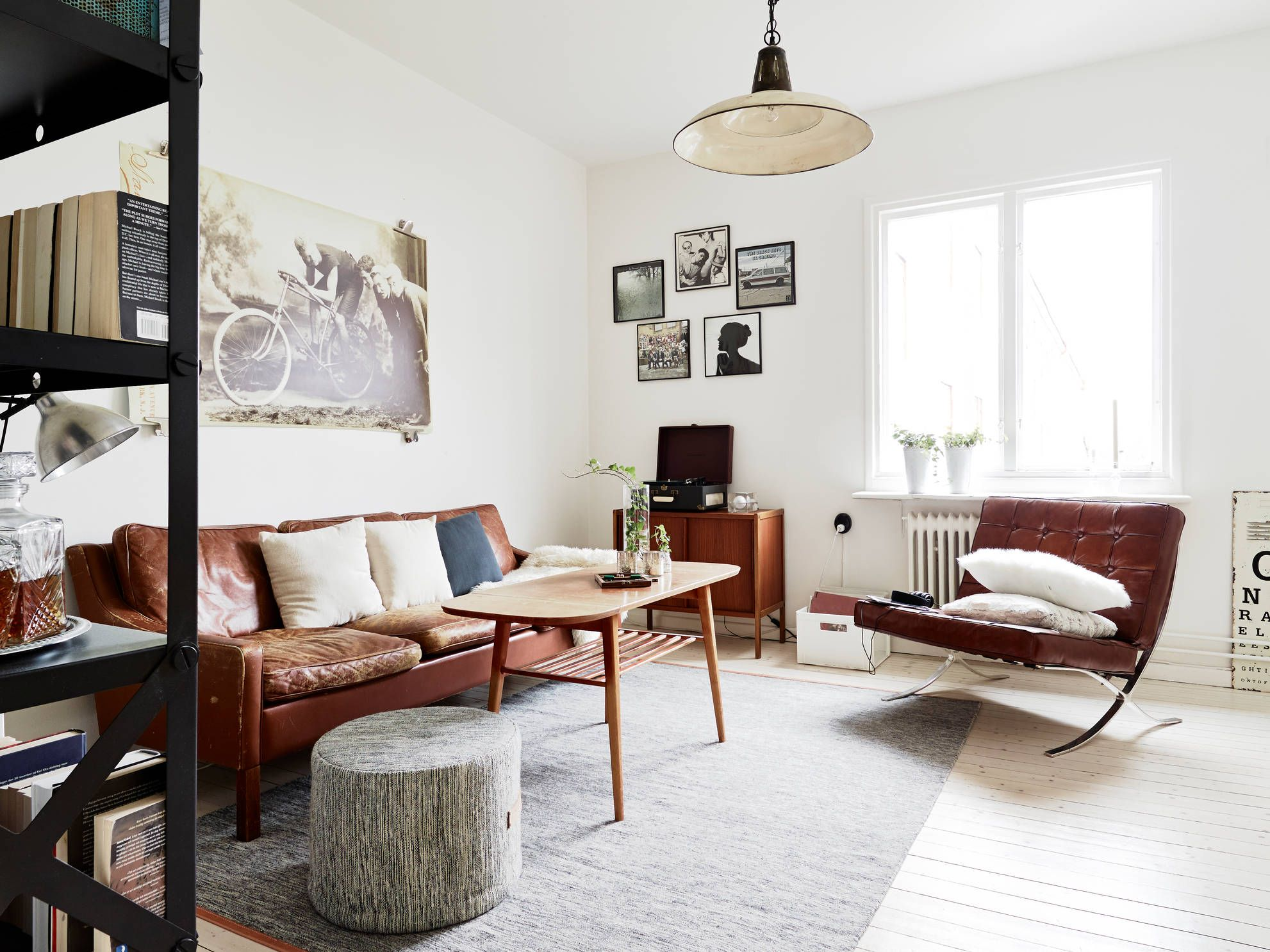 Beautiful home with vintage furniture (COCO LAPINE DESIGN) | Vintage ...