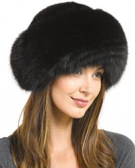 b8429a9e Women's Fur Hats | // Beautiful Women's Winter Fur Hats | Hats, Fox ...
