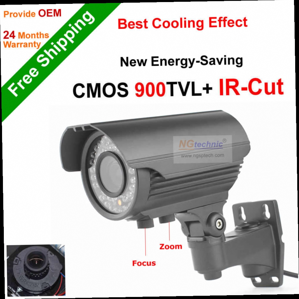 47.17$  Buy here - http://ali298.worldwells.pw/go.php?t=32393141059 - Built-in IR-CUT Filter CCTV Camera With Bracket Outerdoor Waterproof IR night vision With 42pcs IR Led Home Security CCTV Camera 47.17$