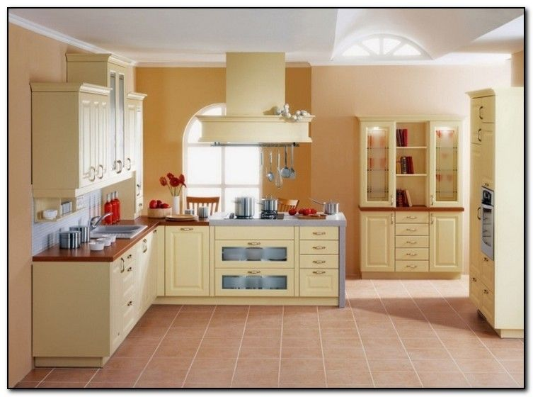 Basic Small Kitchen Designs  Dark Cabinet Kitchen Kitchens And Brilliant Simple Interior Design Of Kitchen Decorating Design
