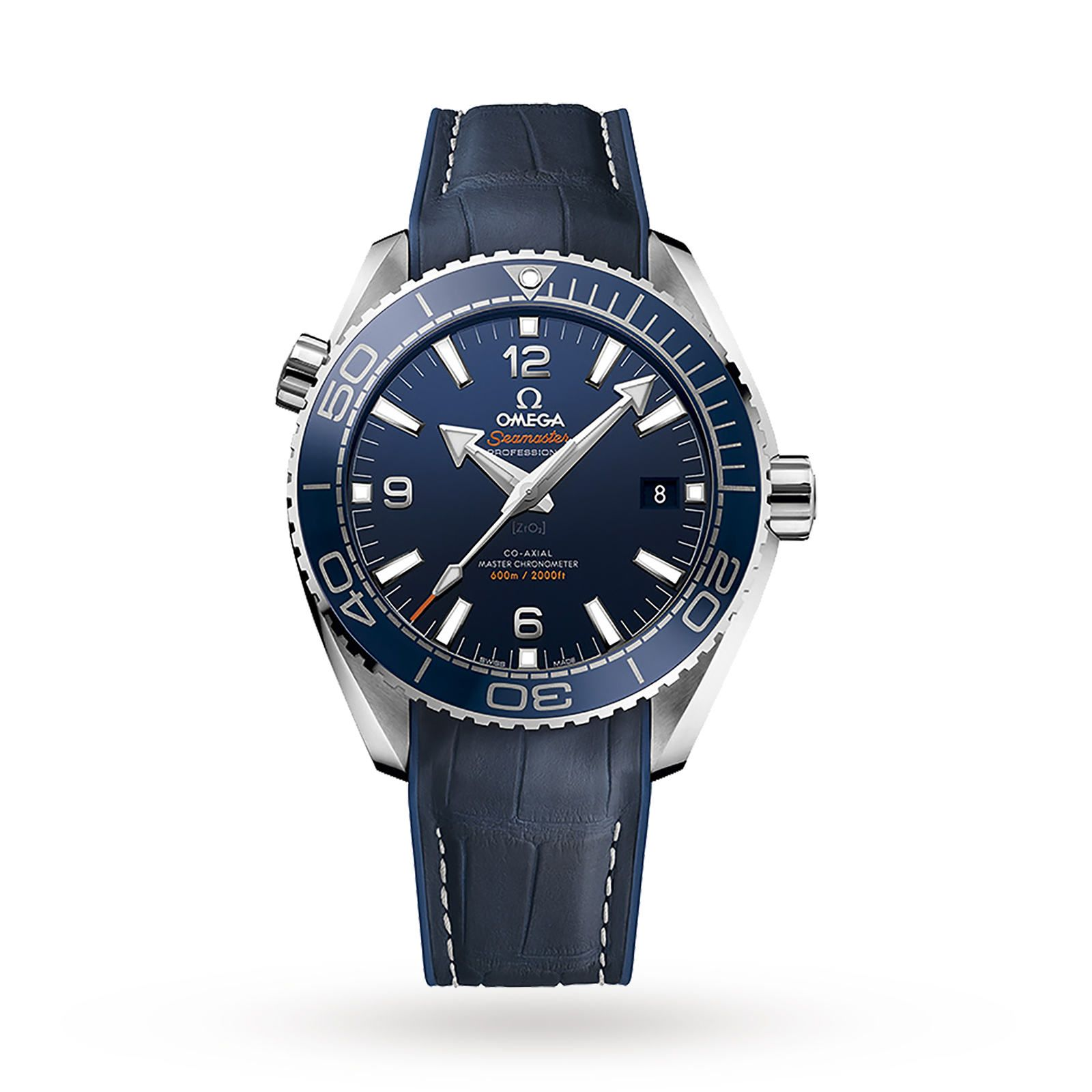 Omega Seamaster Planet Ocean 600m Co Axial 43 5mm Mens Watch O21533442103001 Luxury Watches Watches Goldsmiths Omega Seamaster Planet Ocean Omega Omega Co Axial