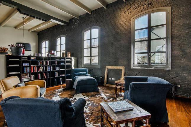 Un immense loft dans une ancienne usine textile - PLANETE DECO a homes world