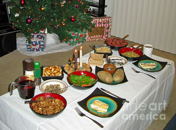 Traditional Lithuanian Christmas Eve Dinner With American Twist By Ausra Huntington Nee Paulauskaite Lithuanian Recipes Christmas Eve Dinner Christmas Food