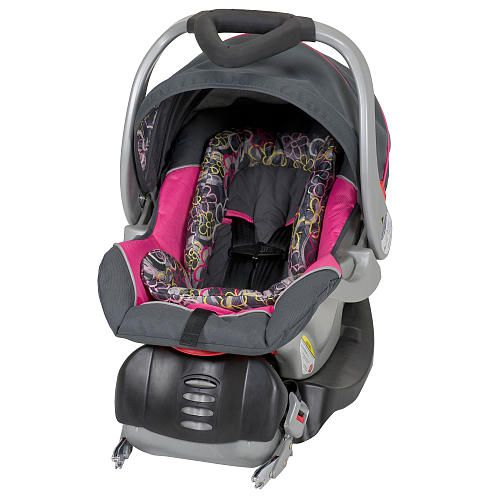 Baby Trend Flexloc Infant Car Seat - Daisy - Baby Trend - Babies