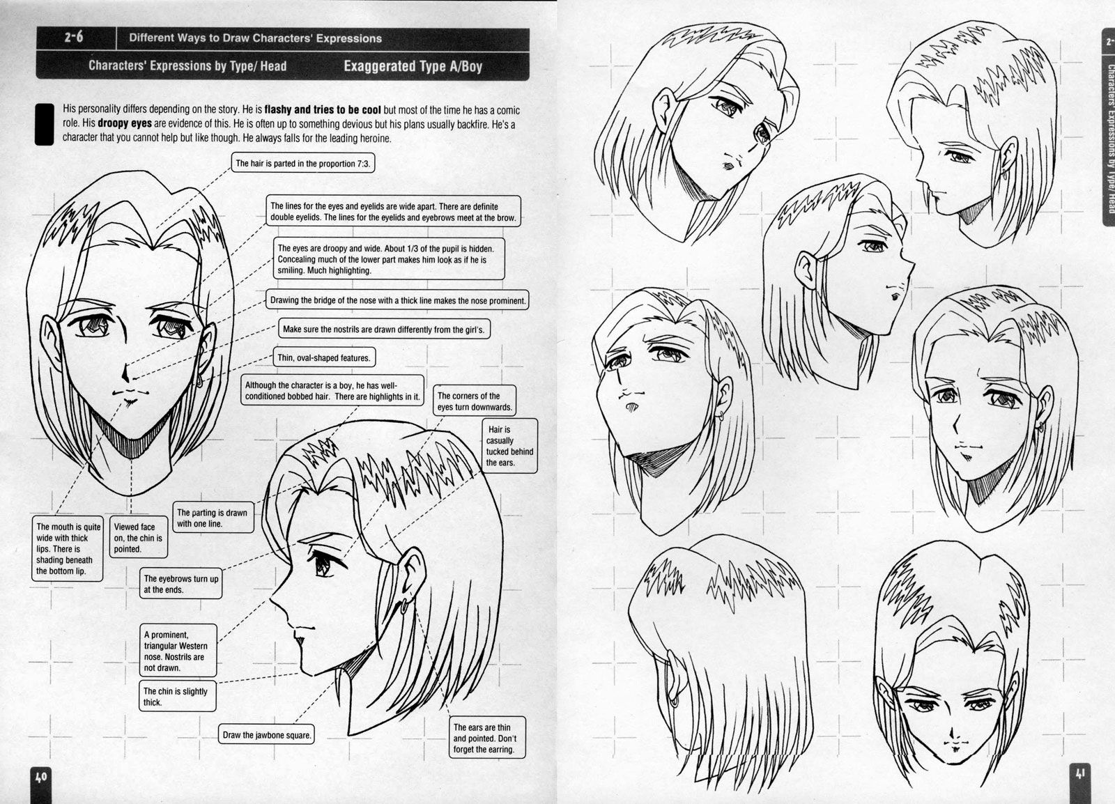 how to draw anime and game characters vol 2