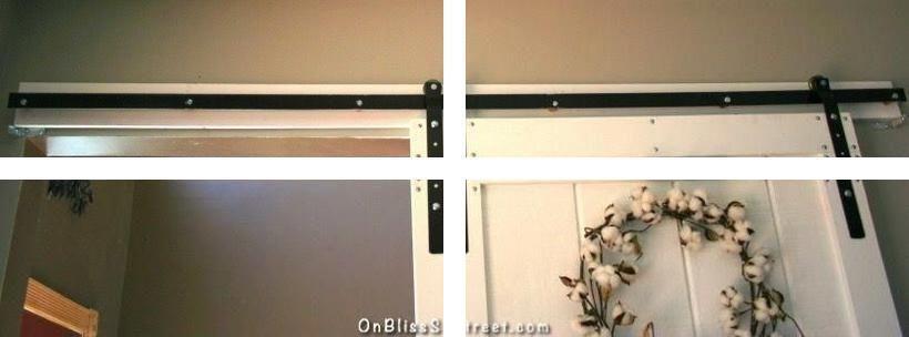 Exterior Sliding Barn Door Track System | Sliding Doors ...