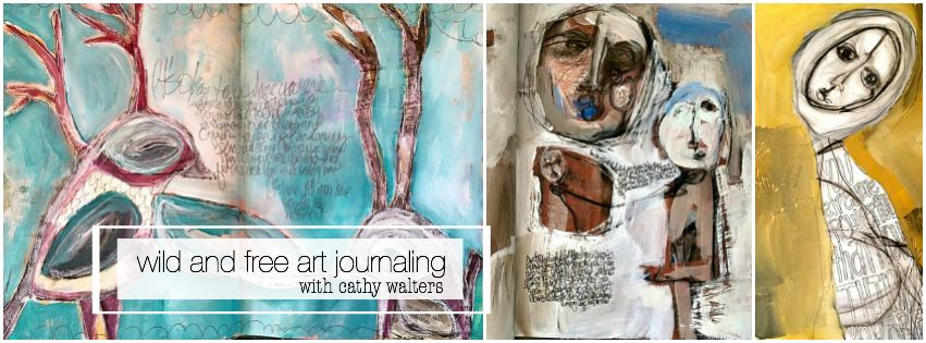 Wild And Free Art Journaling Registration Just Opened Jeanne