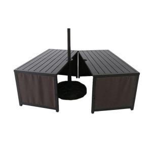 Mobile Patio Umbrella Bases Outdoor Umbrella Table Large Patio Umbrellas