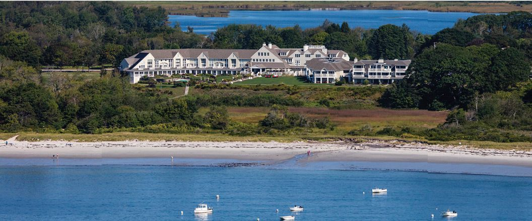 The 20 Most Romantic Weekend Getaways In New England