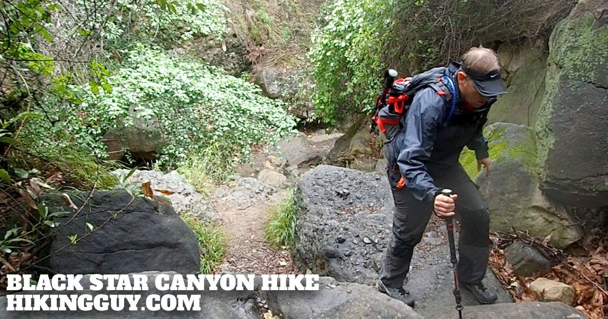 7 mile Black Star Canyon hike Black star, Hiking, Canyon