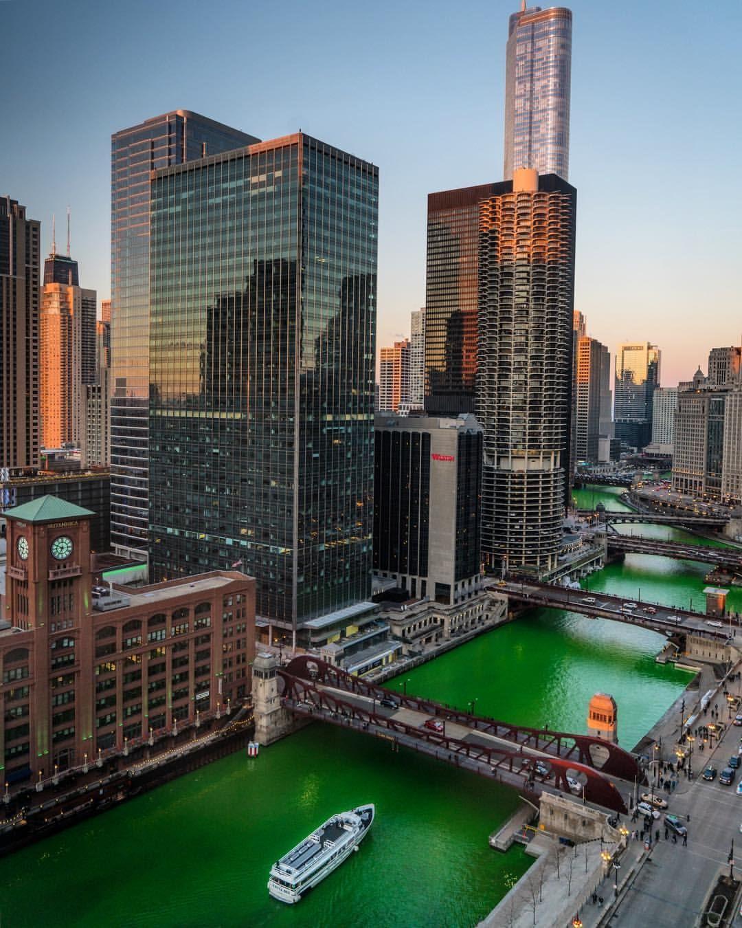 Image result for saint patrick's day chicago instagram
