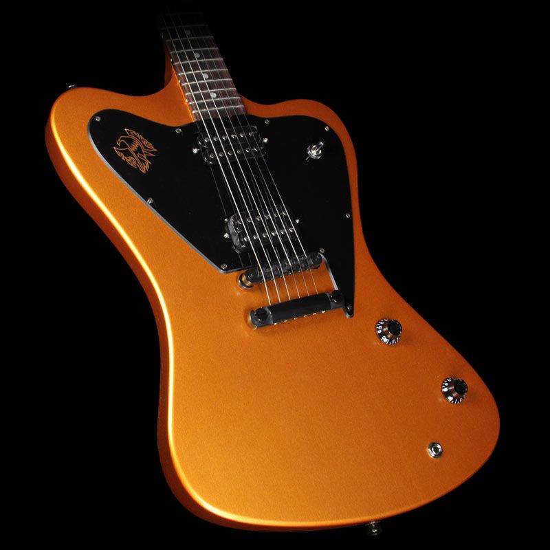 2016 gibson limited edition firebird electric guitar vintage copper
