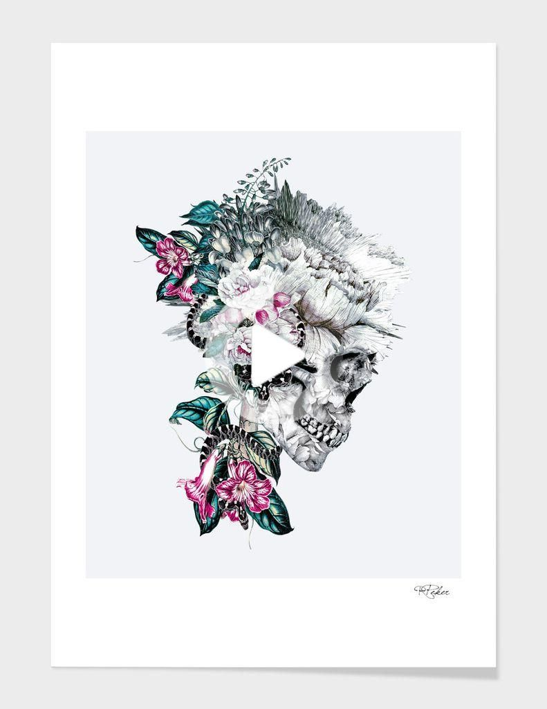«Momento Mori RV» Art Print by RIZA PEKER - Limited Edition from $29.9 | Curioos
