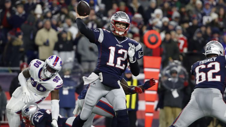 Patriots Qb Tom Brady Details Incredible Honor Of Making Nfl 100 All Time Team National Football League News Nfl News National Football League Football League