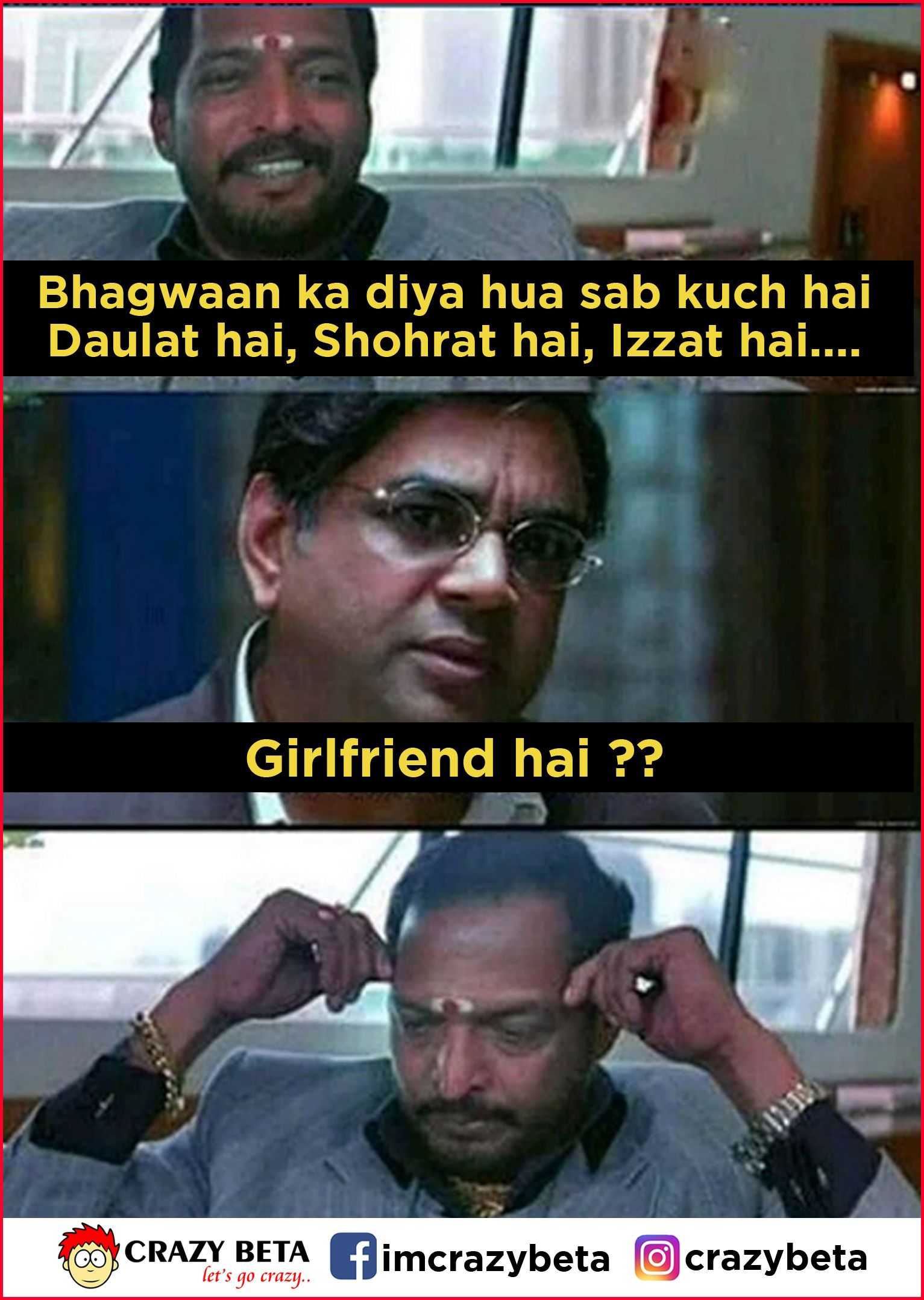 Crazybeta Shopping Funny Qoutes Love Quotes In Hindi Funny Memes