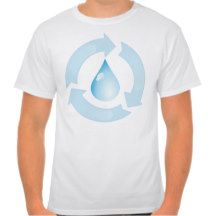 Recycle Water Symbol T-Shirt