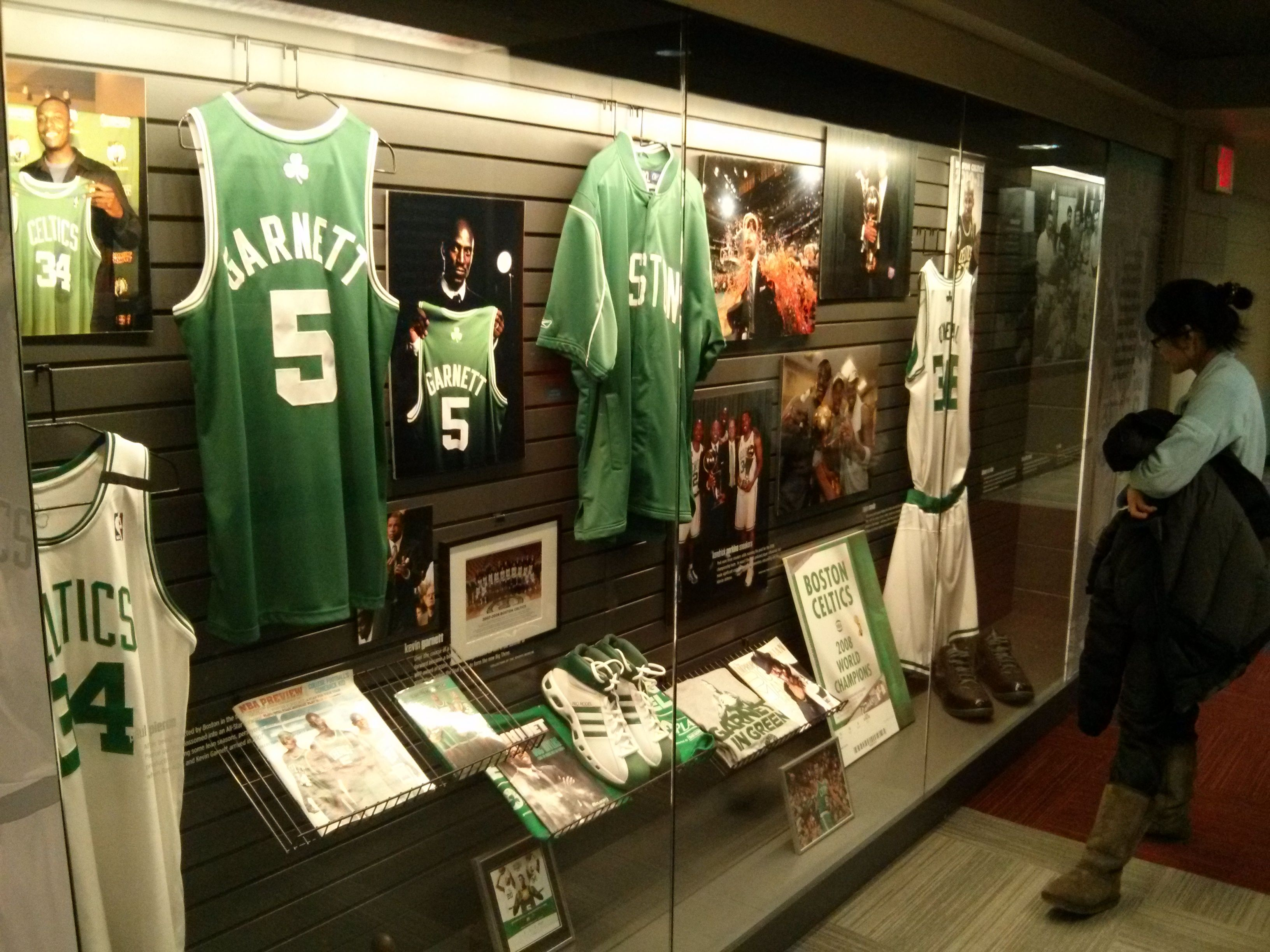 The Sports Museum. When you inevitably find yourself at TD Garden ...