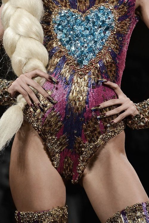 The Blonds S/S 2015