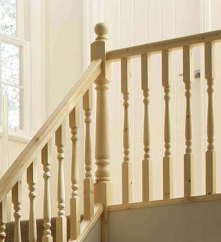 Best Hardwood Stairs In 2020 Stair Spindles Stairs 400 x 300