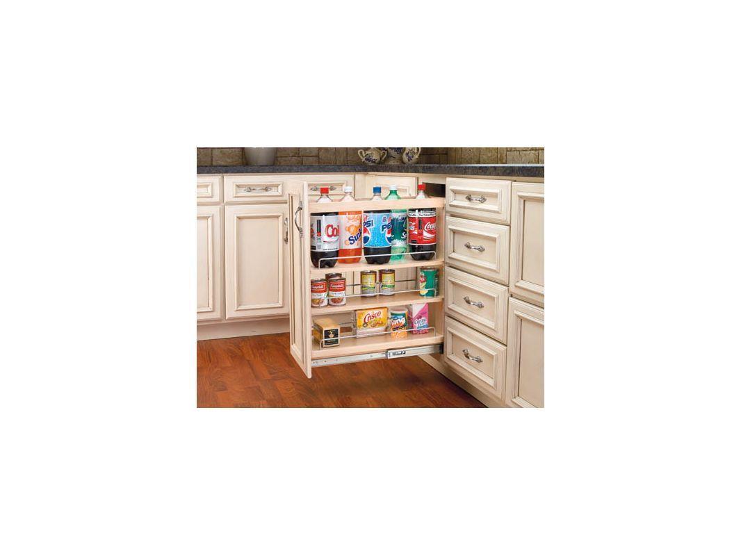Rev A Shelf 448 Bc 8c Installed In Full Size