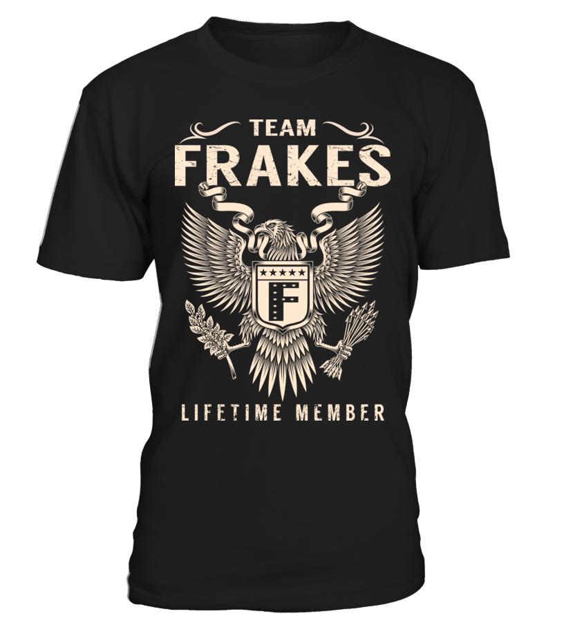 Team FRAKES - Lifetime Member
