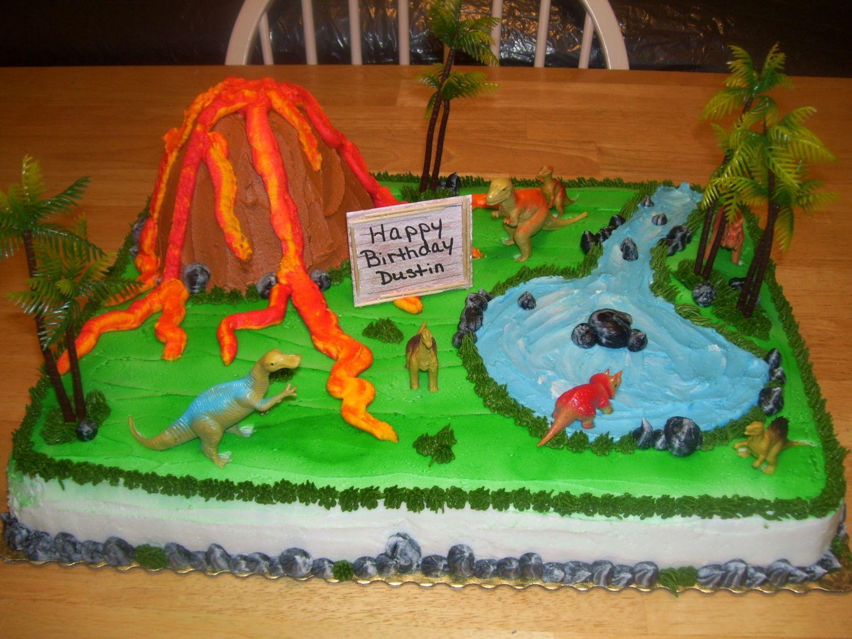 Dinosaurs With Images Dinosaur Birthday Cakes Birthday Sheet