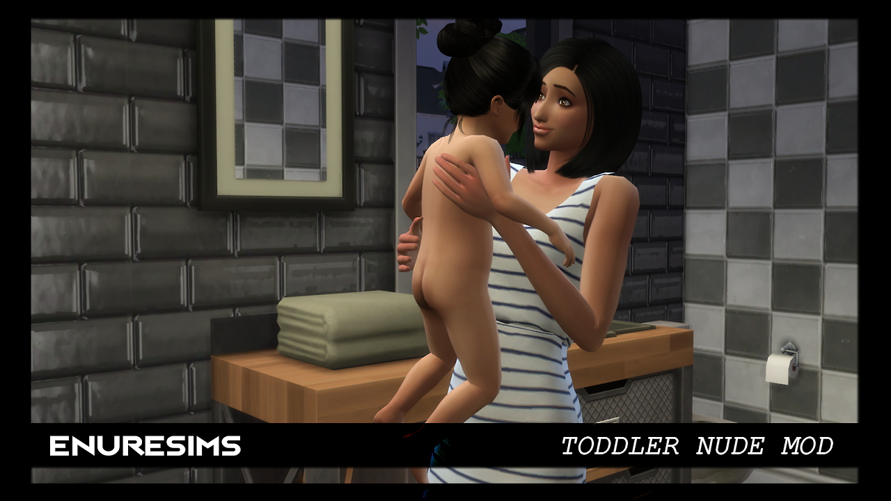 Enure Style Toddler Nude Mod On My Blog I Decided To Do This Mod
