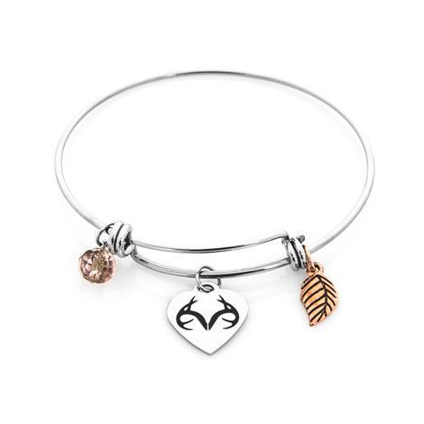 Realtree® Adjustable Bangle
