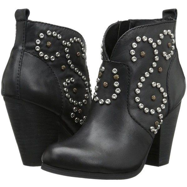 Black Zip Boots