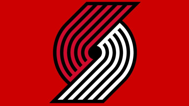 Portland Trail Blazers Symbol All Logos World Pinterest