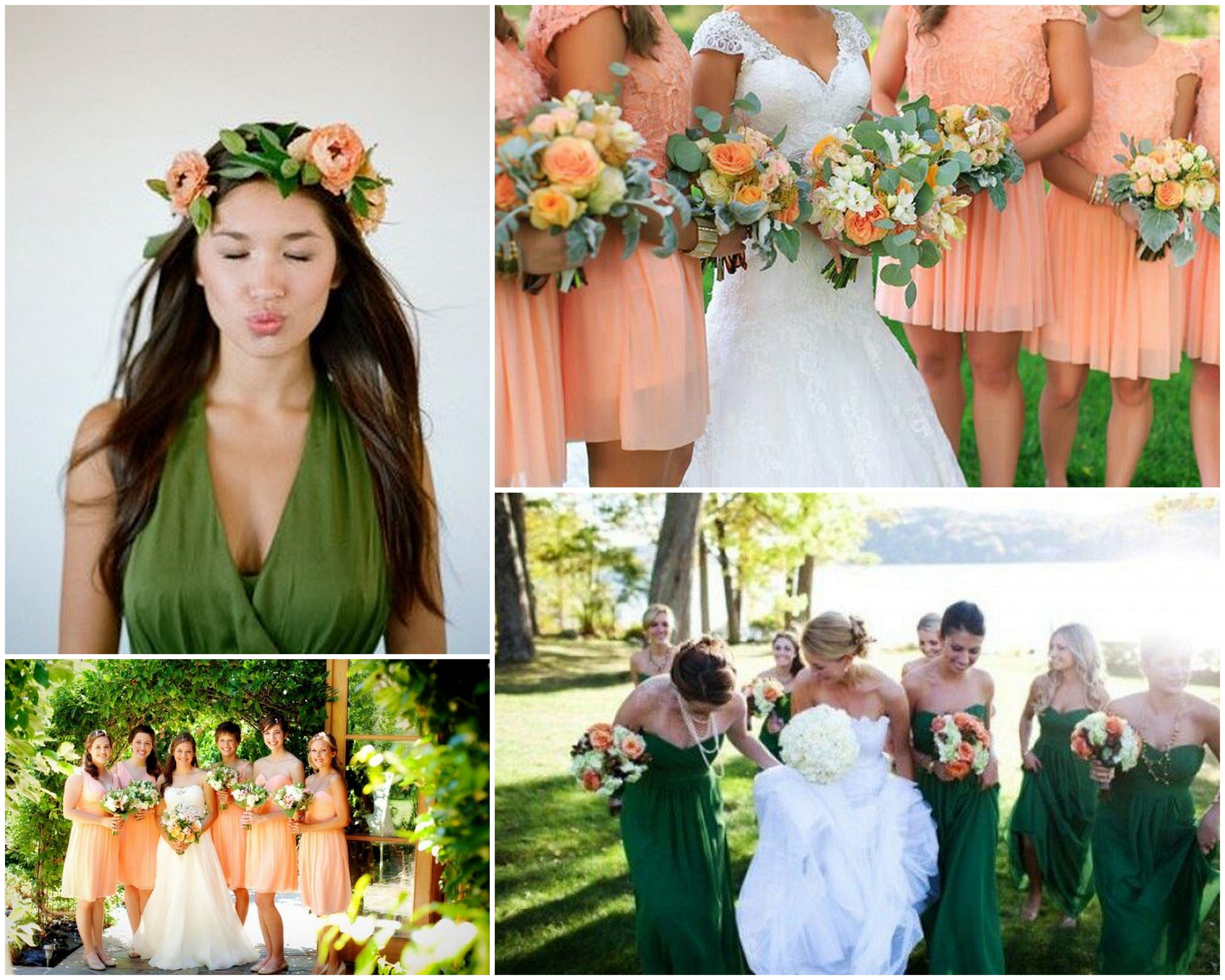Olive Green Wedding Color In 2017 Season