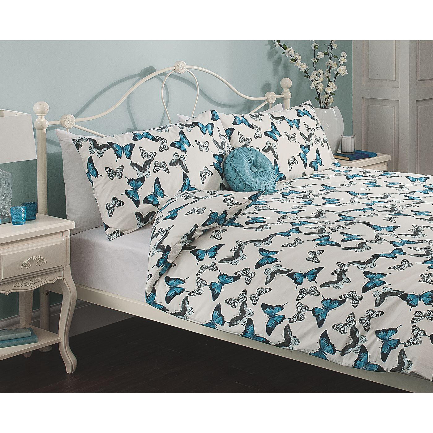 Home Heirloom Butterfly Duvet Range Bedding