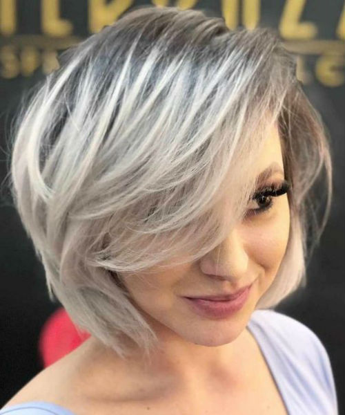 Flawlessly Beautiful Short Fine Haircuts for Round Faces Not to Miss Out