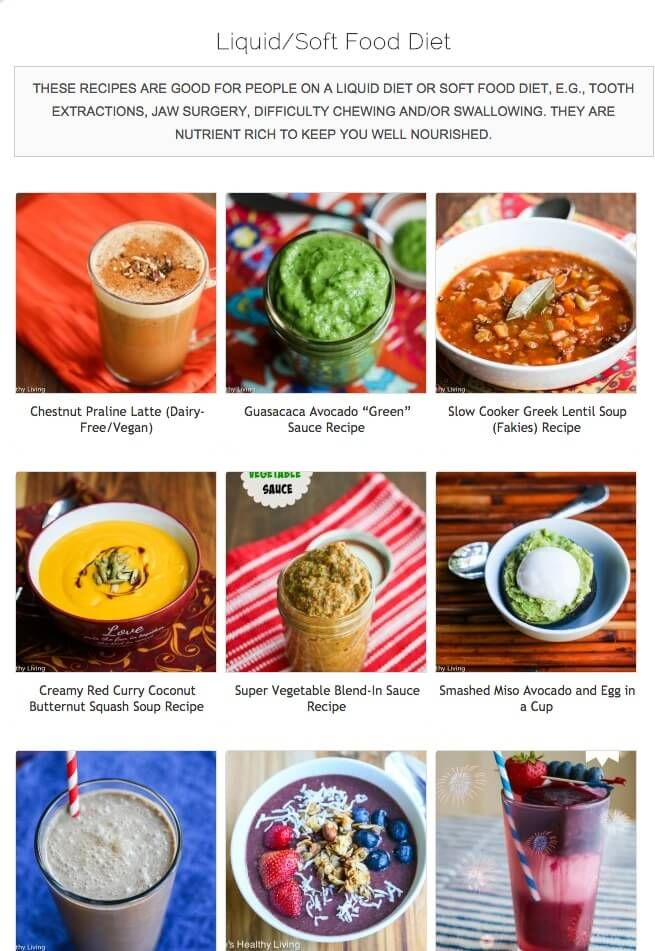 Most popular posts 2014 soft food recipes soft foods and healthy liquidsoft food recipes forumfinder Choice Image
