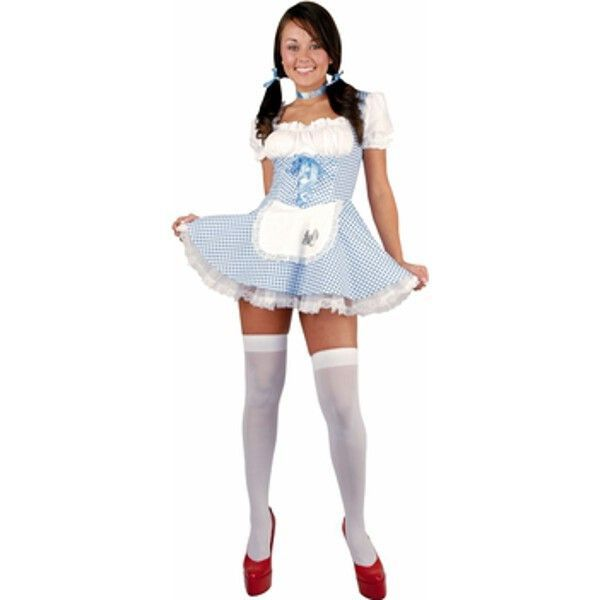Wizard from oz of costume sexy dorothy