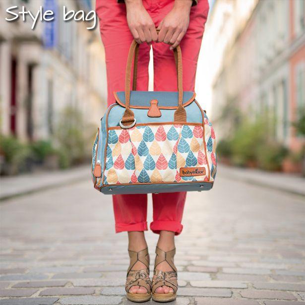 2066ffd1a2 Sac à langer Style Bag de Babymoov #MyBagMyStyle #Babymoov #ChangingBag  #Smart #DailyBag #FashionMum #sacàlanger #bébé