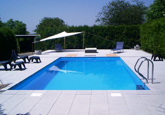 pool anlegen in 13 schritten | outdoor gardens, Terrassen ideen