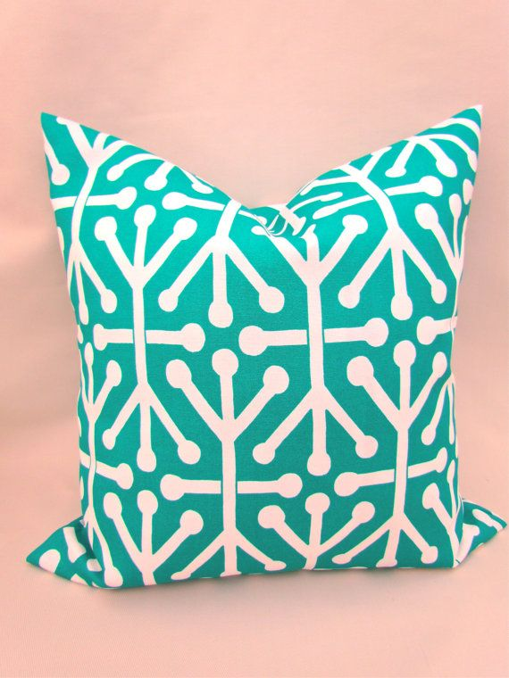 Sale Throw Pillows 18x18 Teal Throw Pillow Covers 18 X 18 Aqua