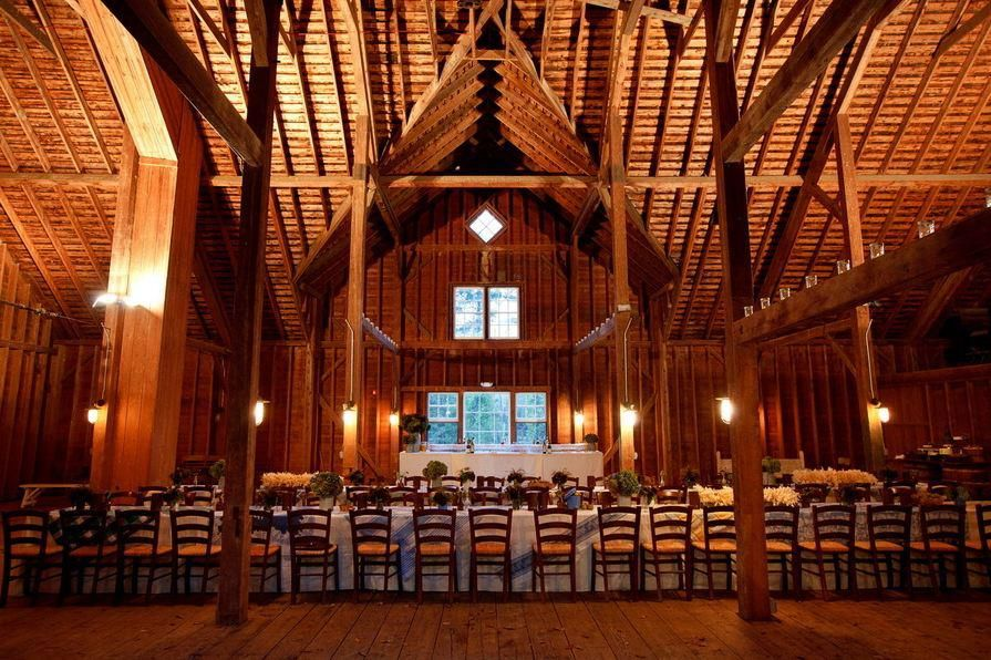 Wedding Venues In Western Machusetts And The Berkshires
