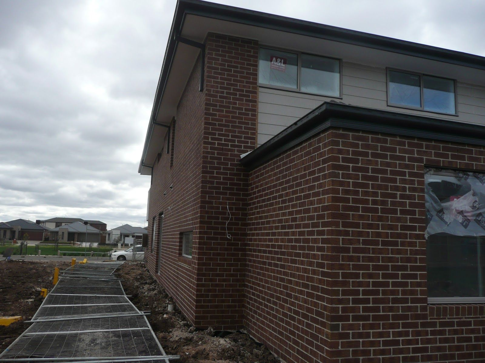 Gutters Fascias Downpipes Flashing Colorbond Monument