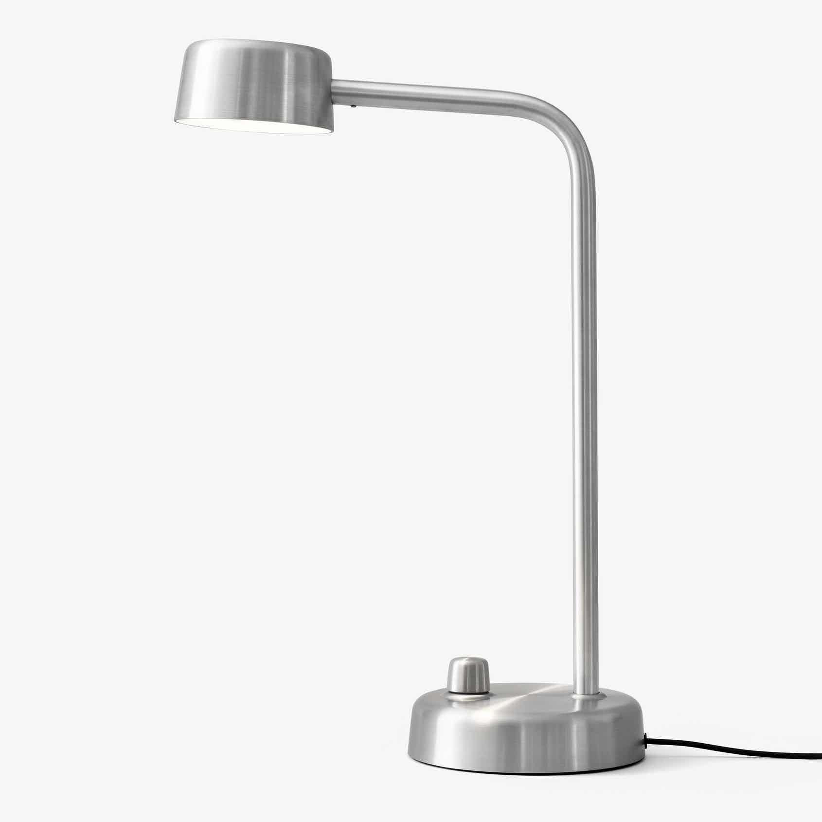 Working Title Table Lamp By Andtradition Now Available At Haute Living Table Lamp Lighting Design Desk Lamp