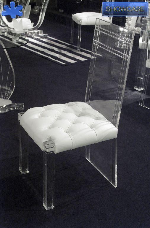 Sedie Plexiglass Design.Sedie In Plexiglas 07 Sedia In Plexiglass Mod Showcase