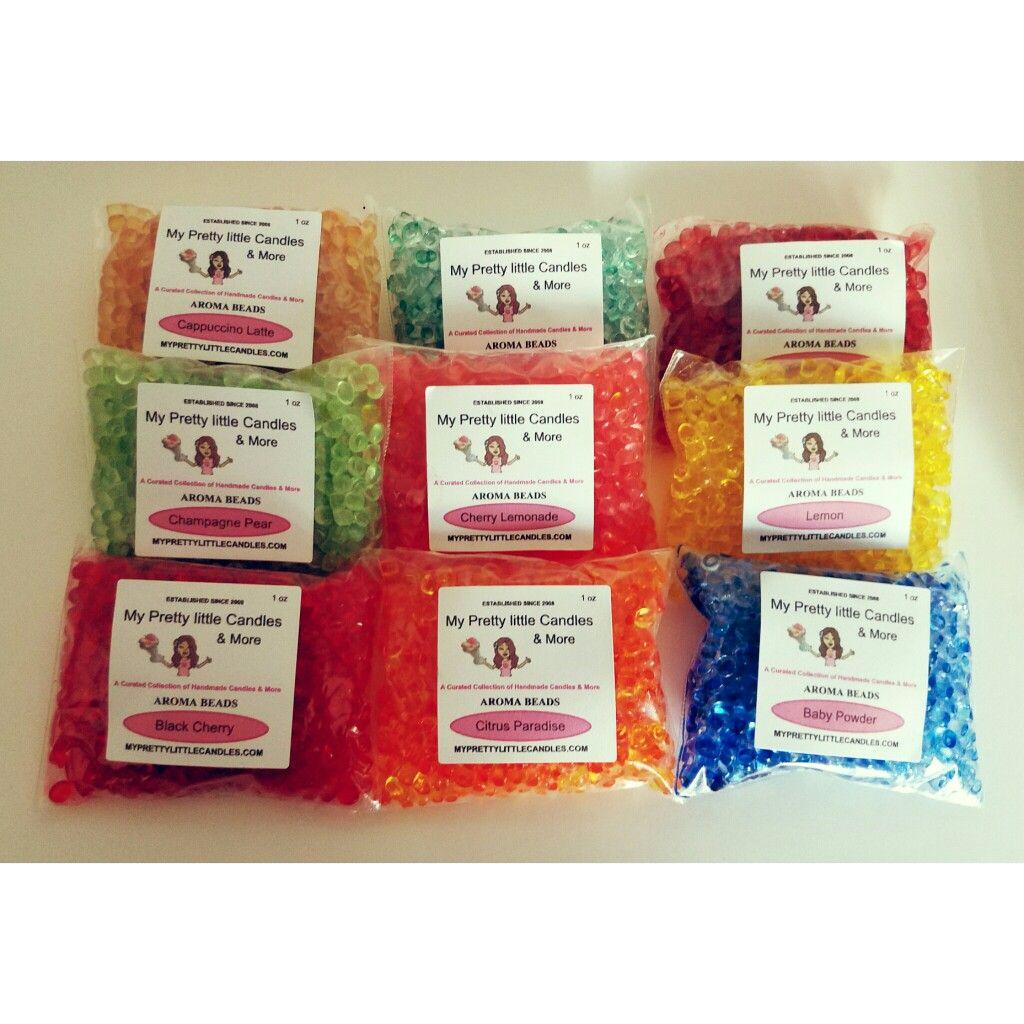 Air Fresheners Aroma Beads
