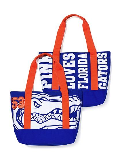 University Of Florida Weekender Tote Victoria S Secret Pink